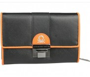 Peněženka Benetton 73439_001_ASPEN_BLACK