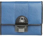 Peněženka Benetton 73440_002_ASPEN_BLUE