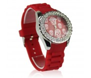 Hodinky LS Fashion LSW003-RED