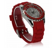Hodinky LS Fashion LSW0011-RED