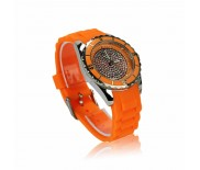 Hodinky LS Fashion LSW0011-ORANGE