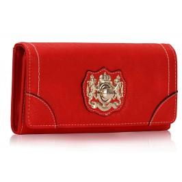 Peněženka LS Fashion LSP1040 červená