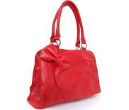 Kabelka LS Fashion LS0099 červená