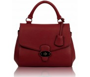 Kabelka LS Fashion LS00107 červená