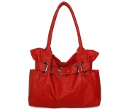 Kabelka LS Fashion LS00199 červená