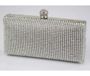 Psaníčko luxusní LSE0075 s krystaly