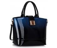 Kabelka LS Fashion LS00329 - modrá
