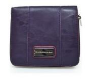 Peněženka Benetton 75J_70633_004_MADRID - fialová