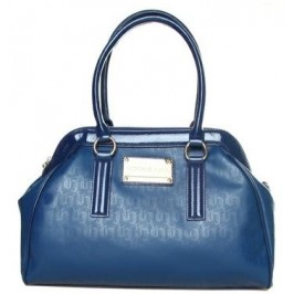 Kabelka Versace E1_VEBBS8_9_S_223 - modrá